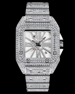 Reloj Diamond Luxury Skeleton